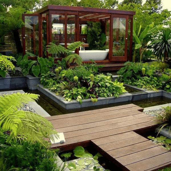 تنسيق الحدائق الشهداء بالرياض
